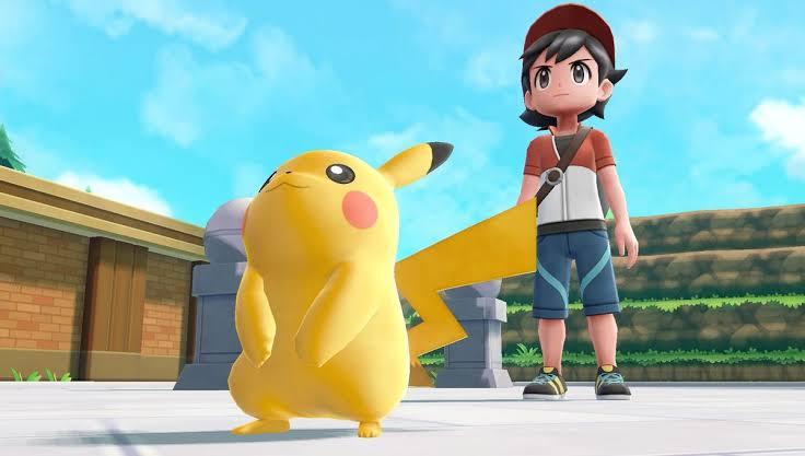 Ein echtes Pokemon-Action-Spiel